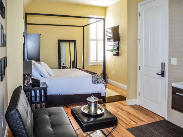 Room 7 - Queen Suite with Ocean View