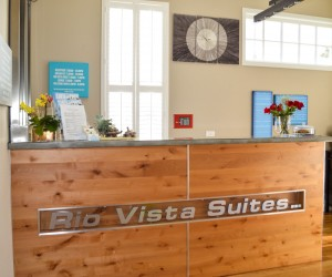 Rio Vista Inn & Suites Santa Cruz - Lobby