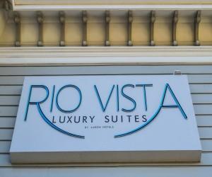 Rio Vista Inn & Suites Santa Cruz - Rio Vista Inn & Suites Santa Cruz Sign